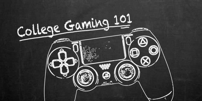College Gaming 101: How to Survive as a Student Gamer
