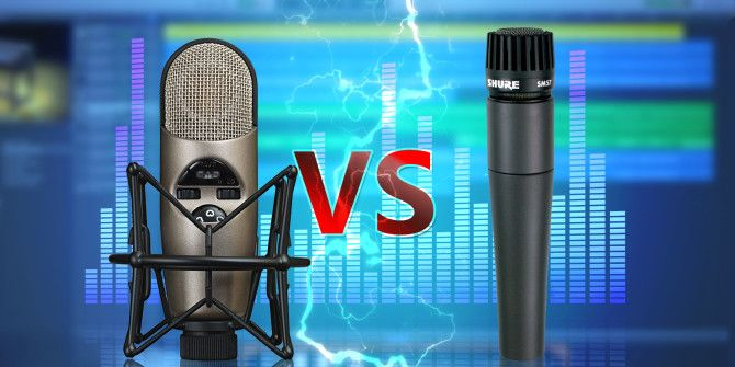 Condenser vs. Dynamic: Which Mic Do You Actually Need?