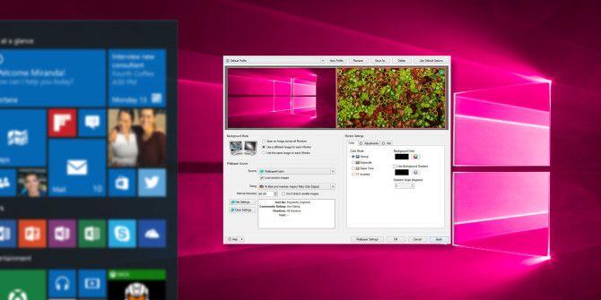 6 Ways to Customize Your Desktop Wallpaper in Windows