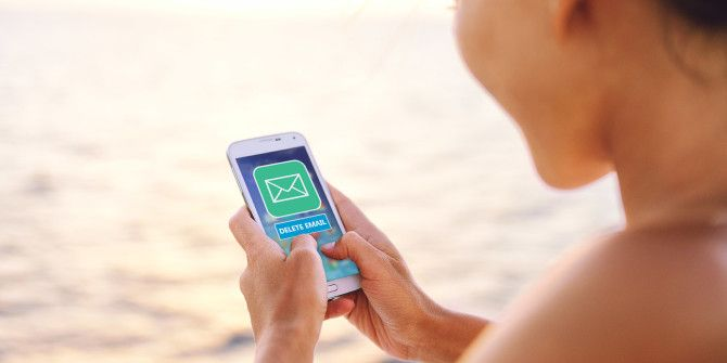 How to Delete Your Email App with No Negative Results