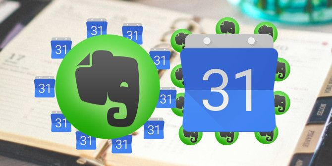 How to Use Evernote with Google Calendar for Maximum Benefits
