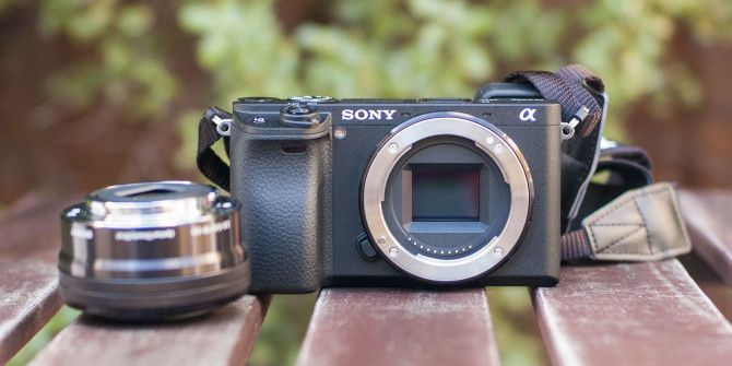 Mirrorless to Impress: Sony A6300 16-50mm Kit Review