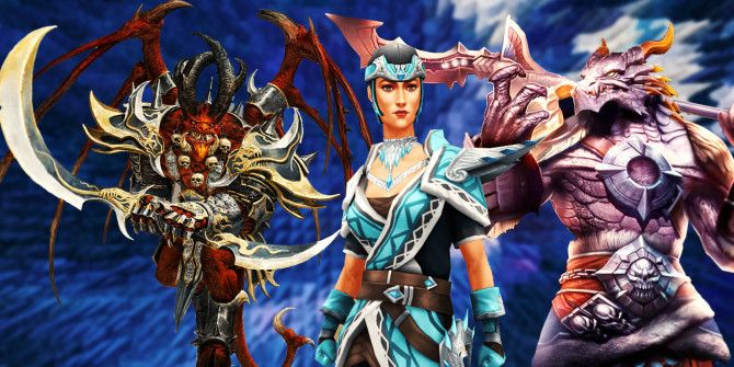 Save Your Cash: These 5 Mobile MMORPGs Are Free