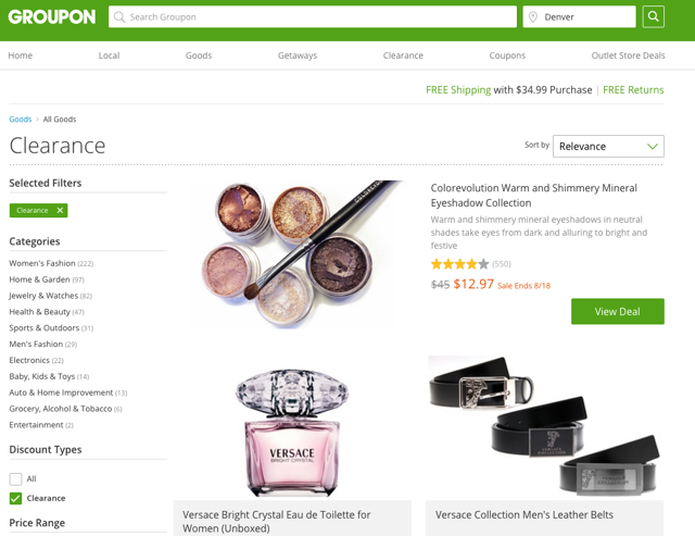 groupon-clearance