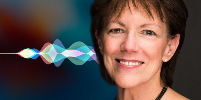 Voice of Siri Susan Bennett Tells MakeUseOf How Siri Changed Her Life