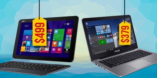 The 5 Best Laptops Under $500 in 2016