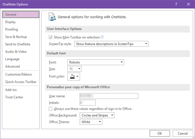 onenote-interface-desktop-settings