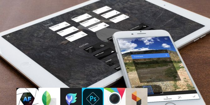 Top 11 iOS Photo Editing Apps for Tweaks, Filters & Artwork