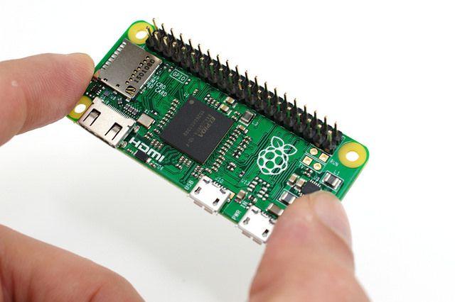 Microcontrollers arduino raspberry pi zero or nodemcu
