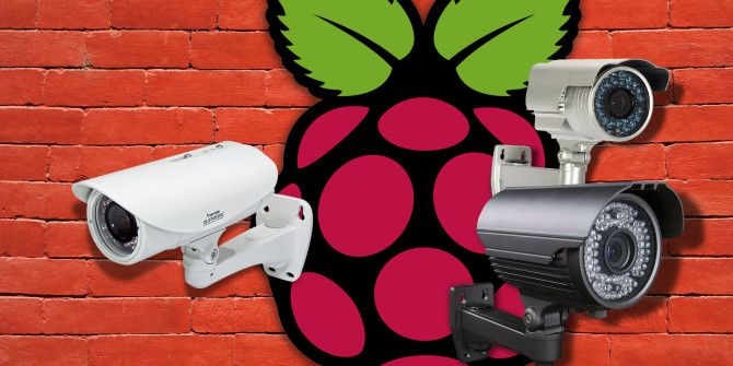 DIY Pan and Tilt Network Security Cam with Raspberry Pi