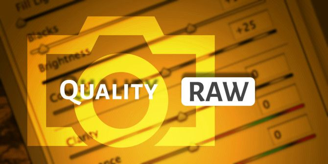RAW Files: Why You Should Be Using Them for Your Photos