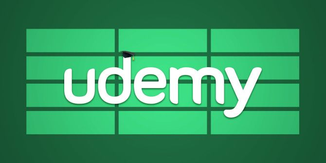 Learn Excel Starting Today with These 5 Excellent Udemy Courses