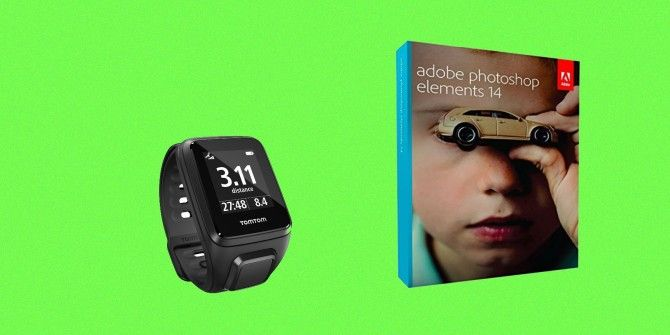 Saturday Deals: Fitness Trackers, Photoshop Elements, and More! [UK]