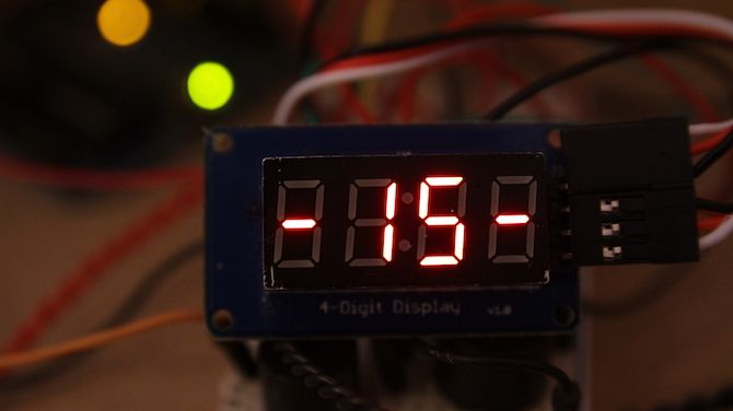 Arduino Buzzwire Display