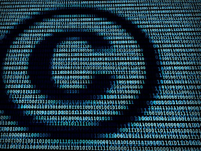 Copyright in Binary Numbers