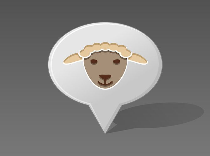 Google Maps Sheep Map