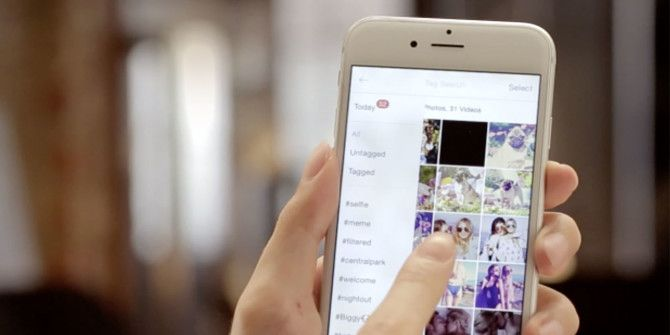 How to Instantly Organize iOS Photos Using Tags