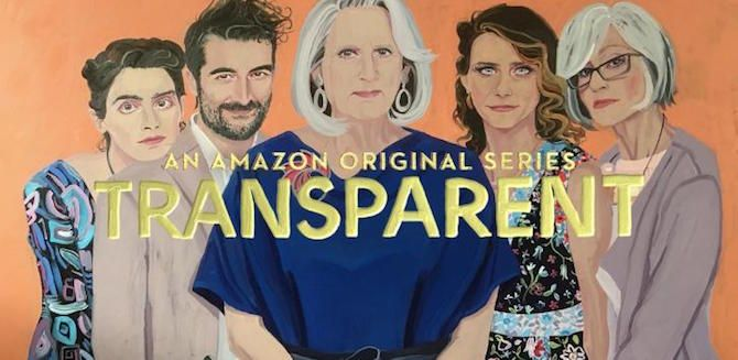 Transparent Amazon Prime Promo Season 3