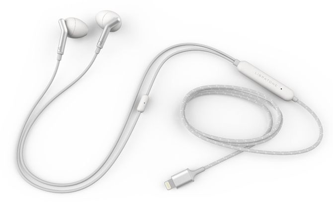 Apple Lightning Headphone Noise Cancellation