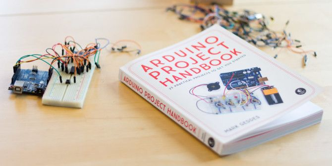 arduino project book featured
