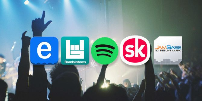 Never Miss a Live Concert Again With These 6 Sites