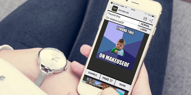 7 Free Apps to Create Memes on Your iPhone or iPad