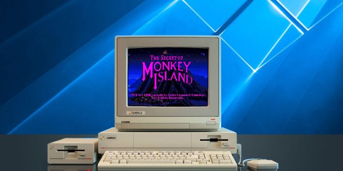How to Emulate a Commodore Amiga on Your PC
