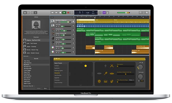 The Best Mac Apps garageband