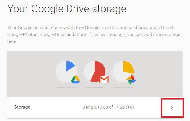 google-account-drive-space