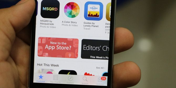 How to Search the iOS and Mac App Stores in a Browser
