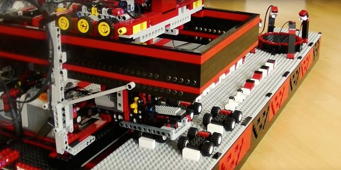 10 Jaw-Dropping Lego Mindstorms Projects