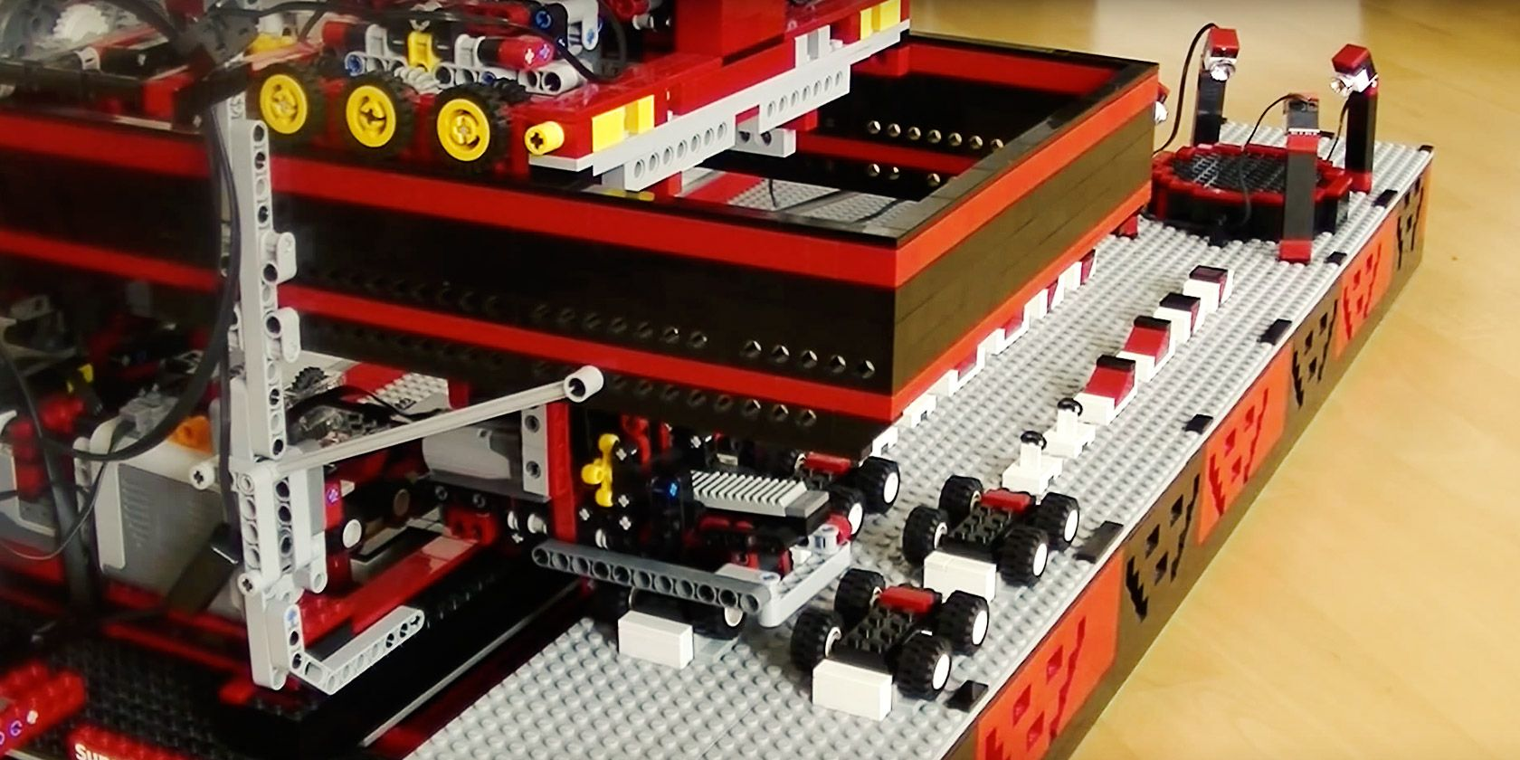 10 Jaw-Dropping Lego Mindstorms Projects Worth Building