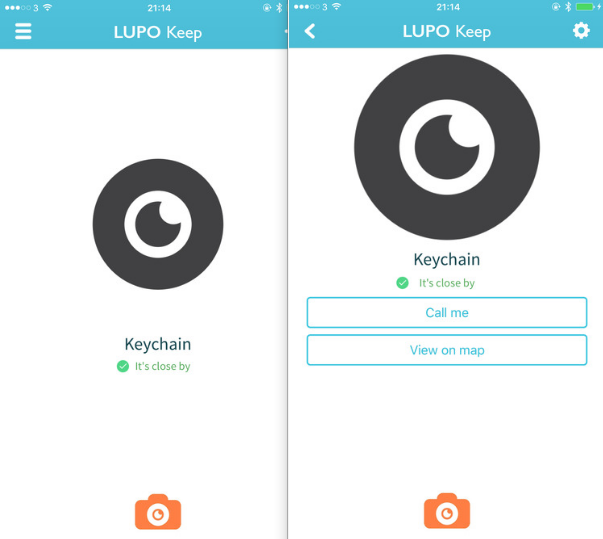 Find Your Keys With LUPO