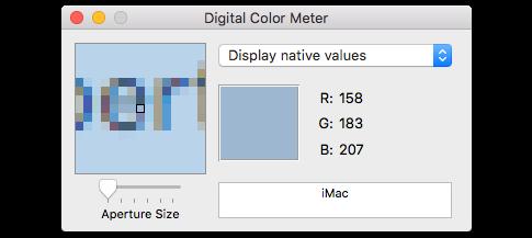макинтош-умолчанию-приложение-цифровой цветной
