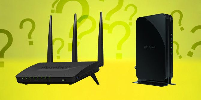 Should I Buy a Cable Internet Wi-Fi Router, Modem, or Both?