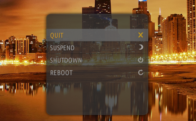 Kodi Keyboard Shortcuts Shutdown