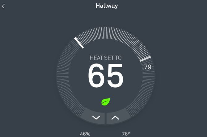Nest Smart Thermostat Integration With IFTTT