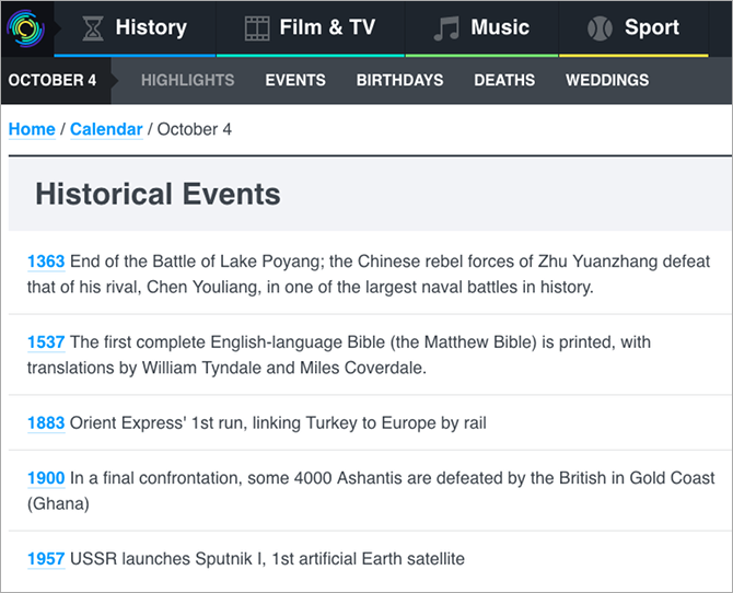 on-this-day-historical-events-overview