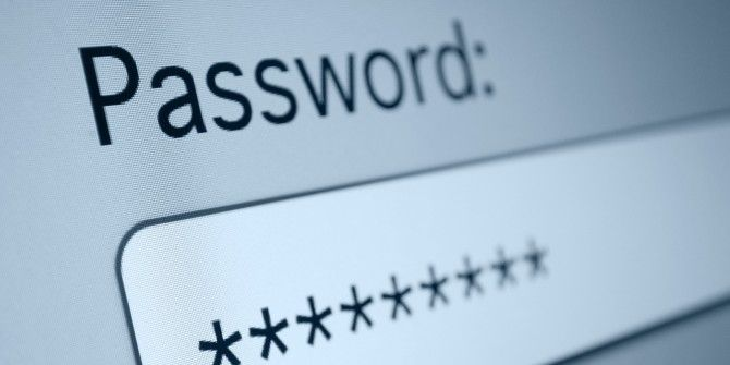 Use This Simple Trick to Create Secure, Memorable Passwords