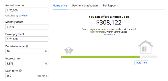 personal-finance-calculator-house-affordability