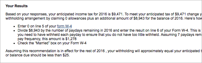 personal-finance-calculator-tax-withholding