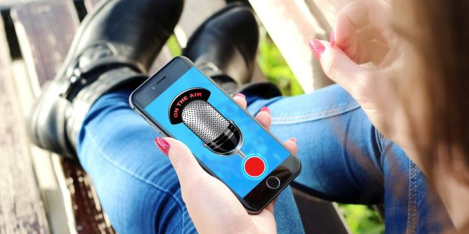 7 Top Tips for Podcasting on the Go