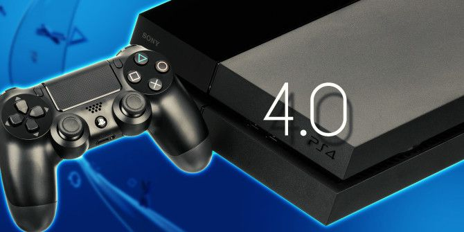 PlayStation 4 Gets HDR Support & More in Firmware 4.0