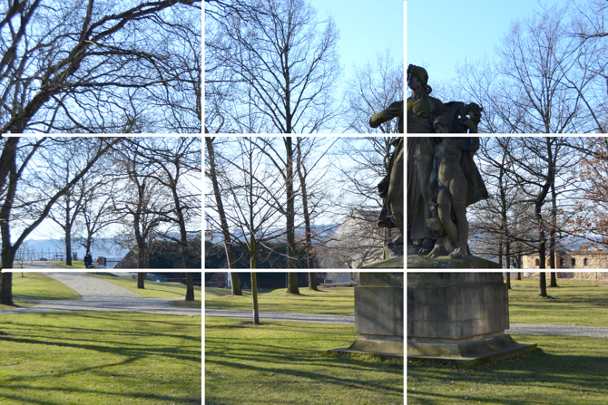 Photography Skills Composition Rule of Thirds