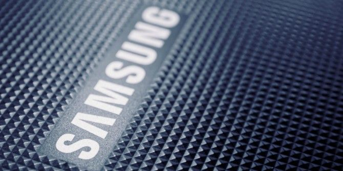 Samsung Recalls Millions of Exploding Washing Machines