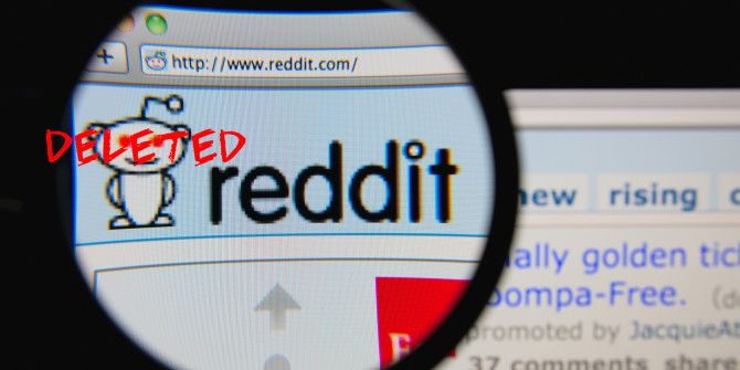 How to View Deleted Comments on Reddit