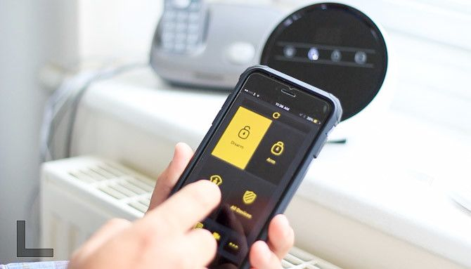 Smanos w100 wi fi pstn security system review the 2 included remote controls work great as does the app its still worth remembering a few key sequences however which will enable solutioingenieria Images