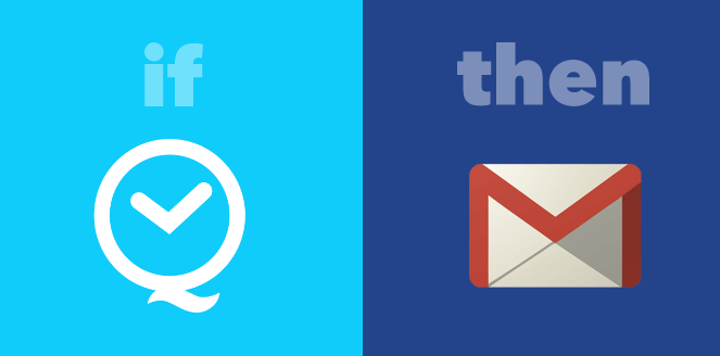 IFTTT Recipe Smartphone Usage Gmail Reminder