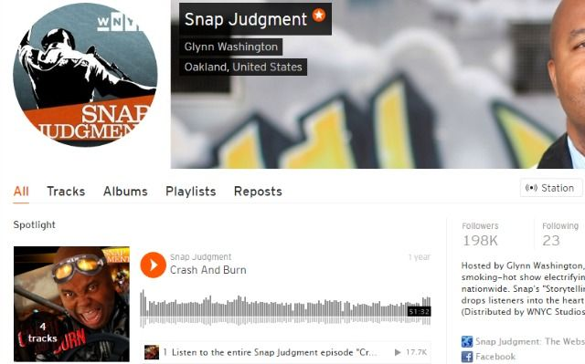 Compelling Storytelling: 12 Podcasts to Listen to on SoundCloud