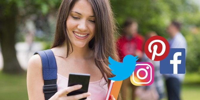 Social Media Accounts You Need to Follow When Starting College